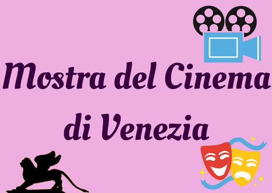 cinema italiano Venezia