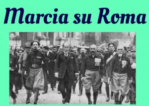 marcia su roma italiano