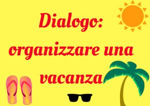 prenotare vacanza in italiano
