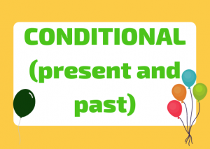 italian present and past conditional