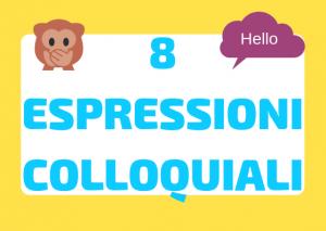 espressioni colloquiali italiano