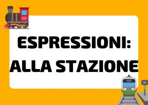 dialogo italiano in stazione
