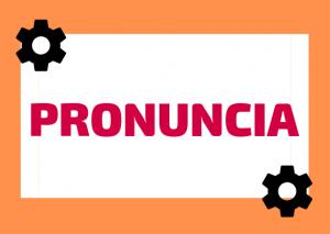 pronuncia italiana parole difficili