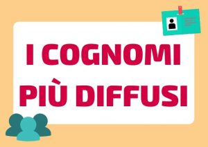 cognomi italiani origini