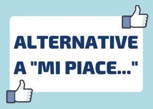 mi piace alternative italiano