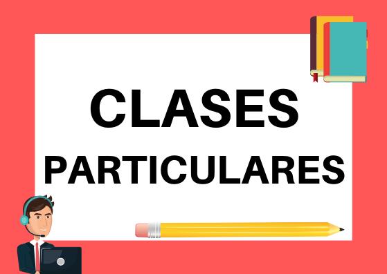 clases particulares italiano