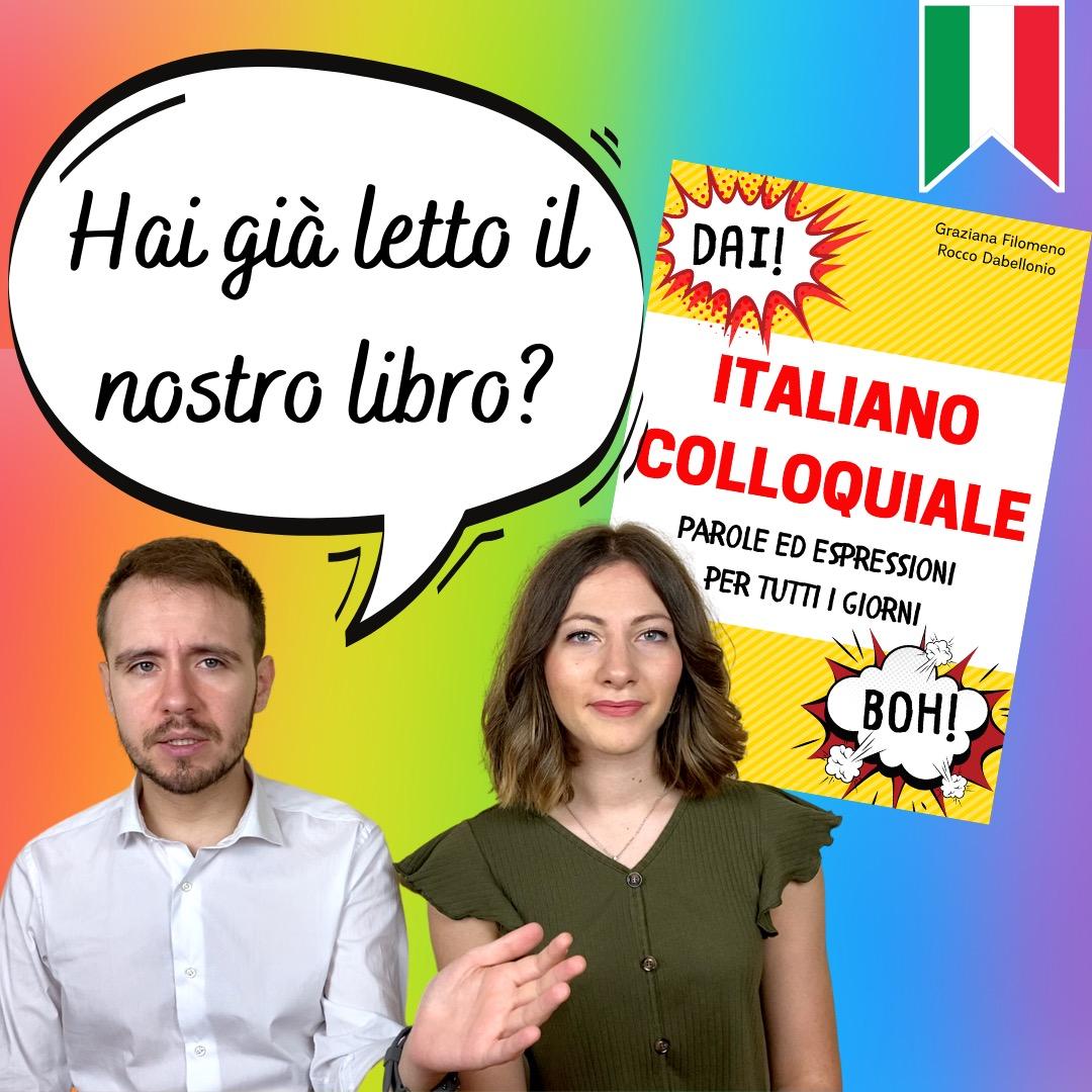 Libro Italiano Colloquiale