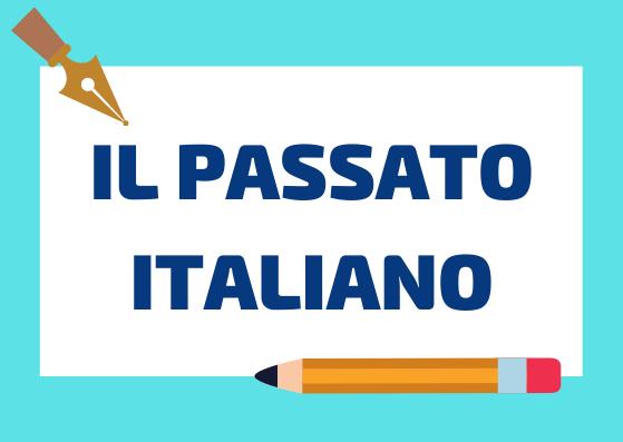 tutti i passati in italiano
