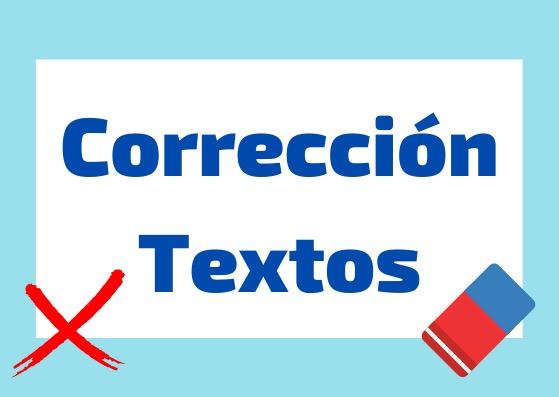corrección textos italiano