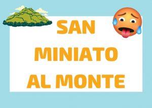 Il luogo più ELEVATO di FIRENZE: L'Abbazia di San Miniato al Monte