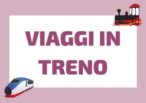 Viaggiare in Treno: 8 imperdibili ITINERARI da fare (IN TRENO) in Italia!