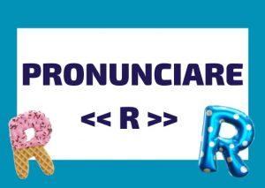 """Come PRONUNCIARE la """"R"""" italiana VIBRATA + Rotacismo"""